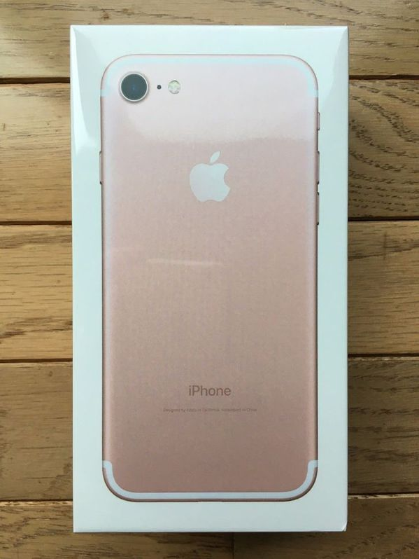 APPLE IPHONE 7 & 7 PLUS FACTORY UNLOCKED ALL COLOURS MODELS Teleohon & Navigation