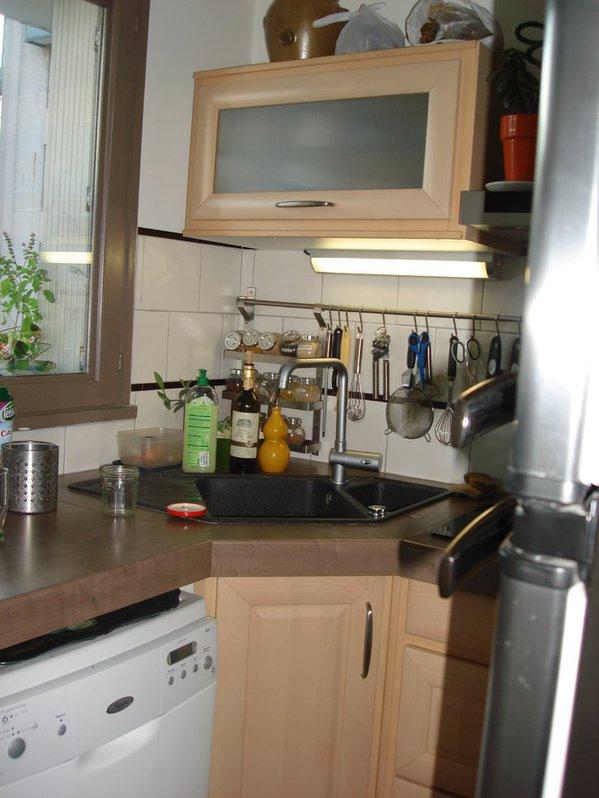 Appartement de 3 pièces de 59 m² dans petite copropriété des années 1970 sécurisée (interphone, digicodes, porte blindée…)  Immobilier 2