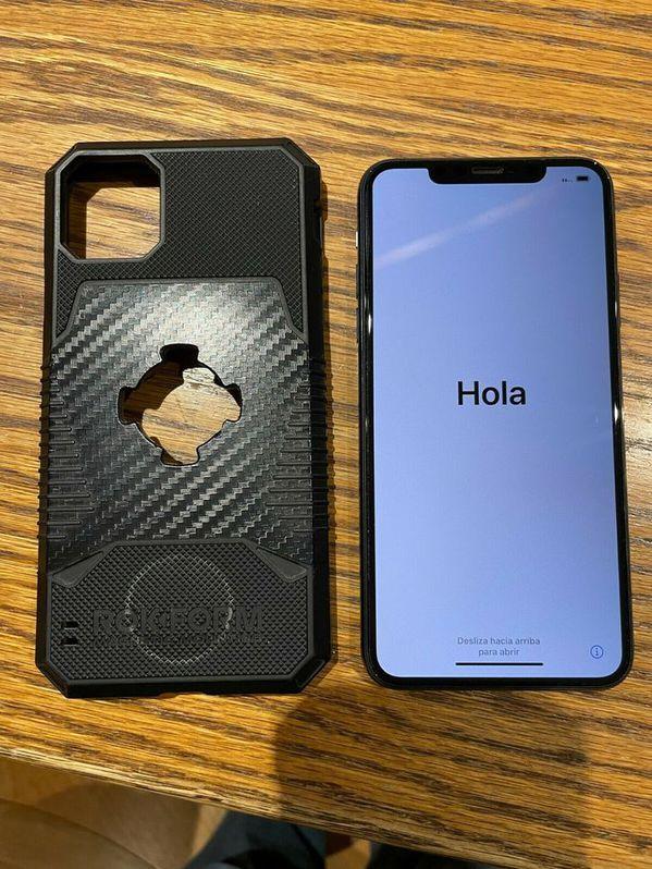 Apple iPhone 11 Pro Max - 512 Go - Gris sidéral  Teleohon & Navigation