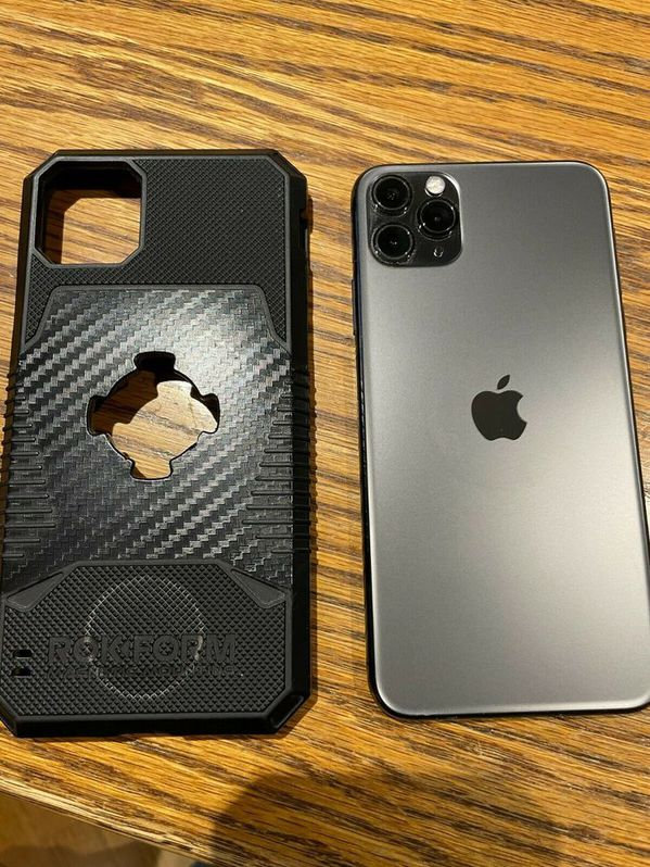 Apple iPhone 11 Pro Max - 512 Go - Gris sidéral  Teleohon & Navigation 2