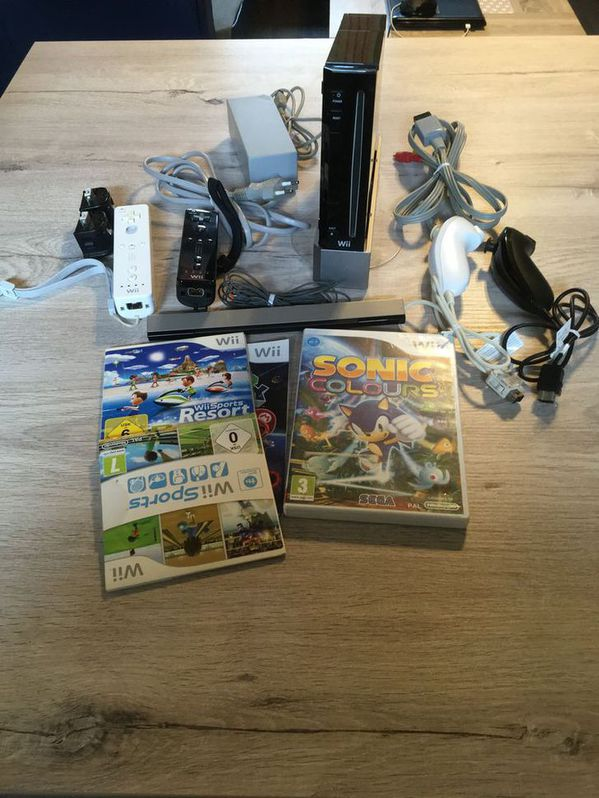 Donner console wii noire occasion Animaux