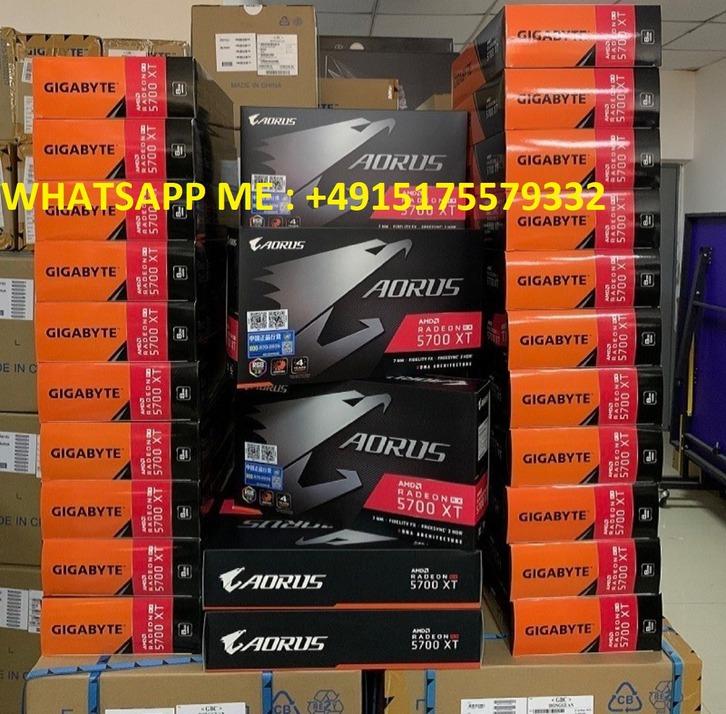 F/S: AMD Radeon RX 5700 XT GDDR6 Graphics Card - 8GB Informatique