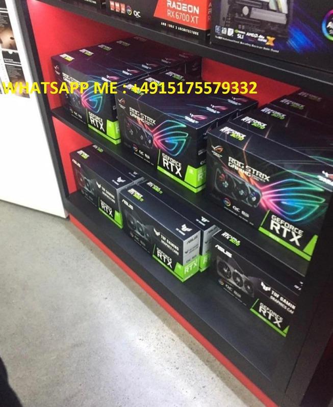 F/S: AMD Radeon RX 5700 XT GDDR6 Graphics Card - 8GB Informatique 2