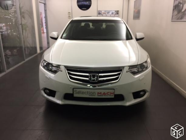 Honda Accord 2.2 I-DTEC LUXURY BVA Véhicules