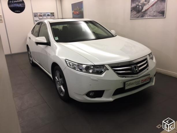 Honda Accord 2.2 I-DTEC LUXURY BVA Véhicules 2