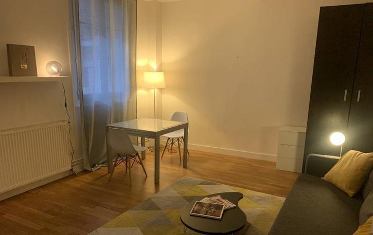 Location meublée studio Immobilier