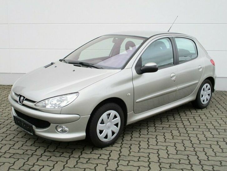 Peugeot 206 1.4 HDI   CT OK Véhicules