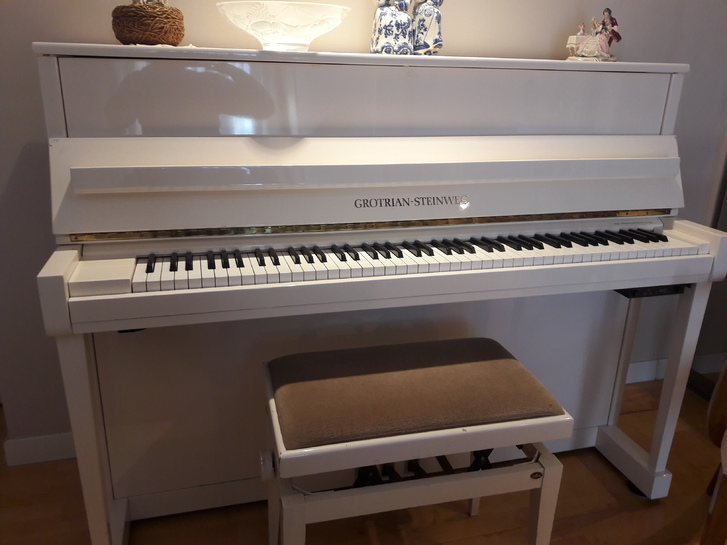 Piano Droit GONTRIAN STEINWAY Musique