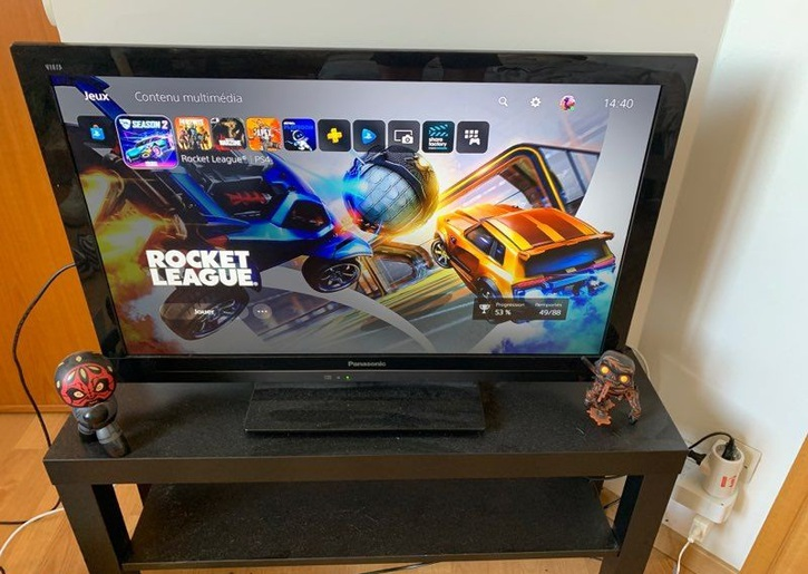 PlayStation 5 avec le lecteur DVD Autres