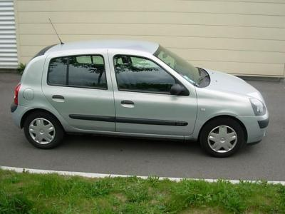Renault Clio ii (2) 1.5 dci 65 ch Véhicules
