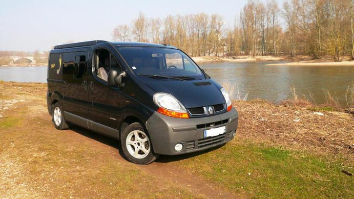 Renault Trafic 1.9 DCI Véhicules