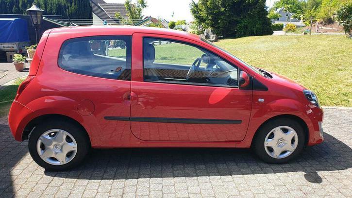 Renault Twingo Véhicules 2