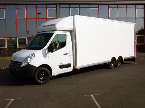 Renault master XXL 30 m3 Véhicules 2