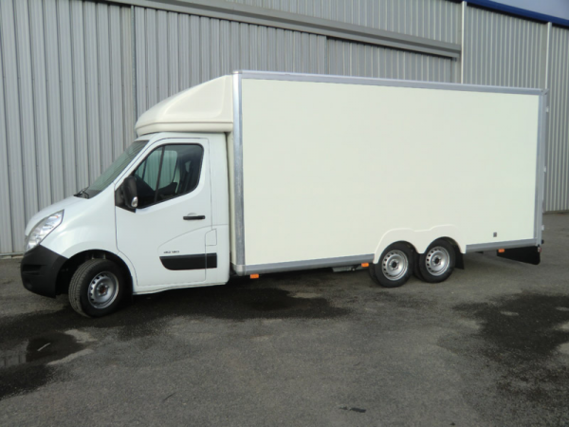 Renault master XXL 30 m3 Véhicules 4