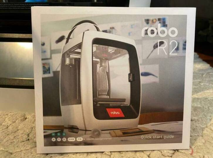 Robo R2 imprimante 3D Informatique 2