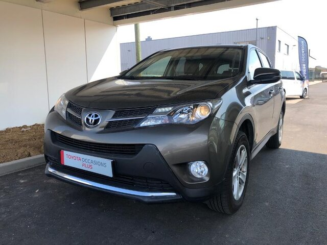 TOYOTA RAV4 occasion 150 D-4D Sport Edition AWD Diesel Véhicules