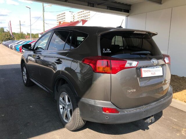 TOYOTA RAV4 occasion 150 D-4D Sport Edition AWD Diesel Véhicules 2