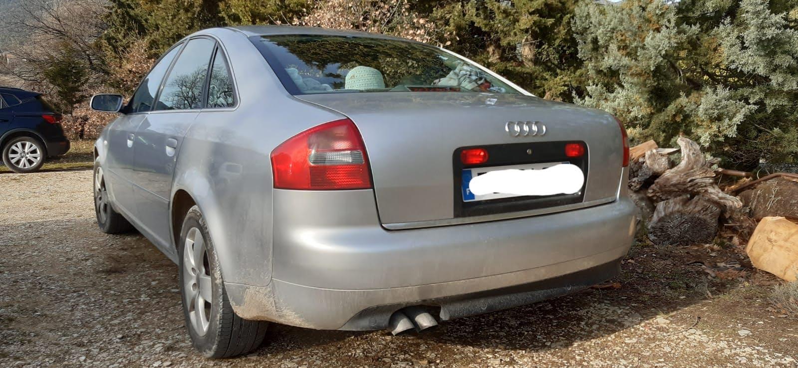 Vend Audi a6