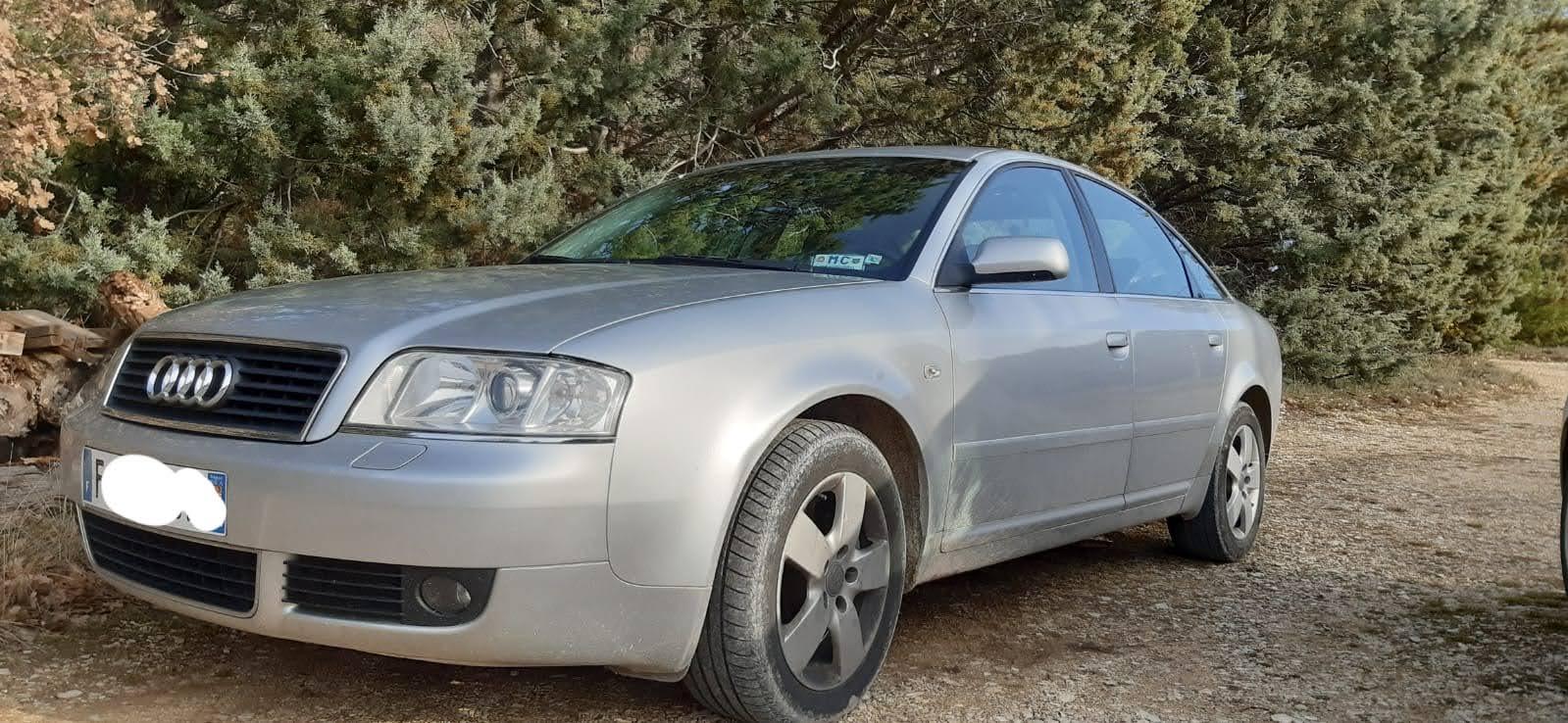 Vend Audi a6 Véhicules 2