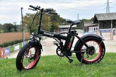 Vélo électrique de plage,pliant de marque FAT BIKE. 35km/h. 80kms ful options Autres