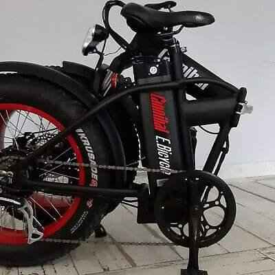 Vélo électrique de plage,pliant de marque FAT BIKE. 35km/h. 80kms ful options Autres 2