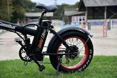 Vélo électrique de plage,pliant de marque FAT BIKE. 35km/h. 80kms ful options Autres 3