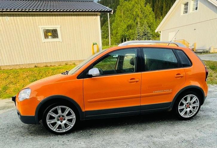 Volkswagen Polo 1.9 tdi 100 Véhicules 4