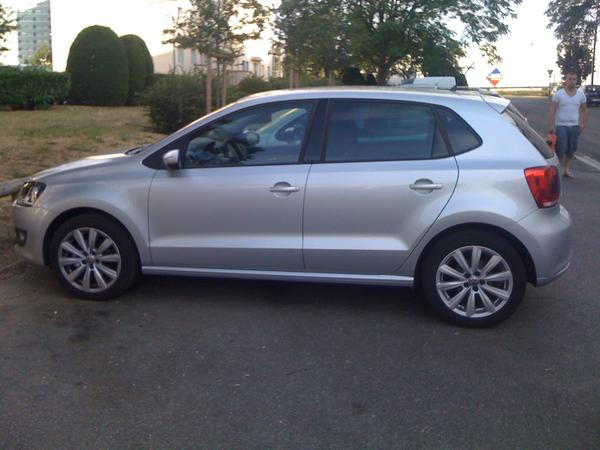 Volkswagen Polo V Véhicules
