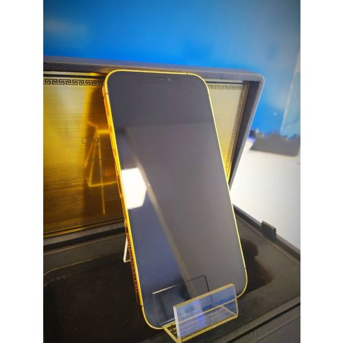 iPhone 12 Pro Max 256 Go 24kt Gold Luxueux Edition by Touch Design Teleohon & Navigation 3