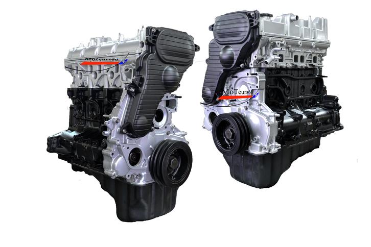 moteur ford ranger 2.5 tdci Autres