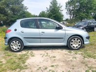 Don PEUGEOT 206 1.4 i 75cv