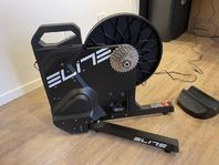 Elite Suito Smart Bike Trainer + Cassette + Accessoires d'origine