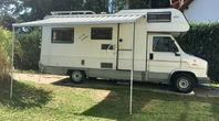 Occasion Camping-car Adria Adriatik Peugeot 2,4d