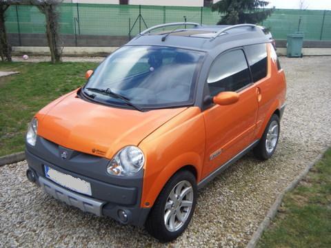 voiture sans permis aixam 400 année 2004 Véhicules
