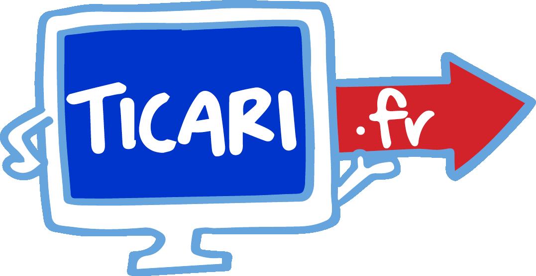 Logo ticari.fr